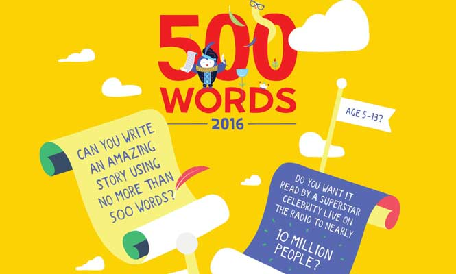 500 words competition 2016 rules for dating